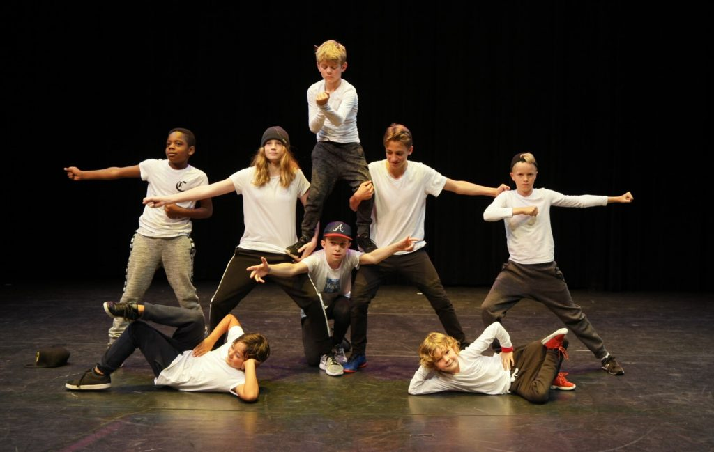 Breakdance jeugd